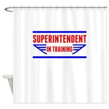 Therapist In Training Shower Curtain