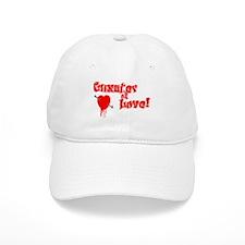 Gangster of Love Style 2 Baseball Cap