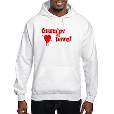 Gangster of Love Style 2 Hoodie