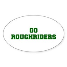 Roughriders-Fre dgreen Decal