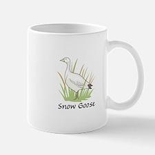 SNOW GOOSE Mugs
