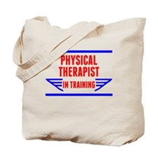 Physical Therapist In Training Tote Bag