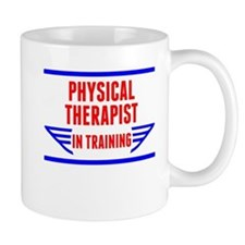 Physical Therapist In Training Mugs