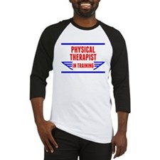 Physical Therapist In Training Baseball Jersey