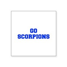 Scorpions-Fre blue Sticker