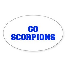Scorpions-Fre blue Decal