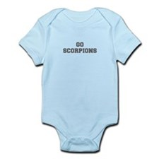 SCORPIONS-Fre gray Body Suit