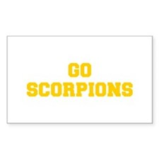 Scorpions-Fre yellow gold Decal