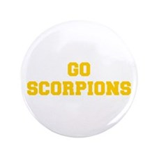 "Scorpions-Fre yellow gold 3.5"" Button (100 pack)"