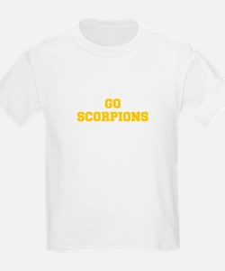 Scorpions-Fre yellow gold T-Shirt