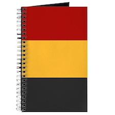 """Belgium Flag"" Journal"