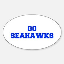 Seahawks-Fre blue Decal