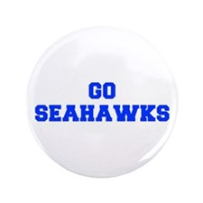 """Seahawks-Fre blue 3.5"""" Button (100 pack)"""