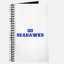 Seahawks-Fre blue Journal