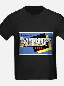 Danbury Connecticut Greetings (Front) T