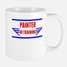 Painter In Training Mugs