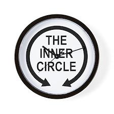 The Inner Circle Wall Clock
