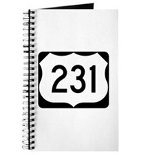 US Route 231 Journal