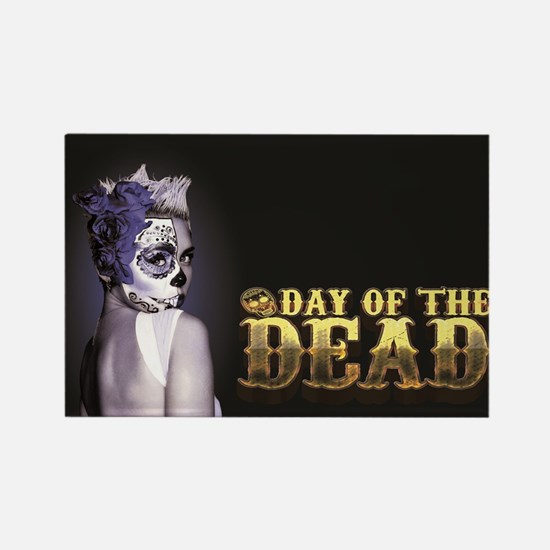 Miley Day of the Dead Magnets