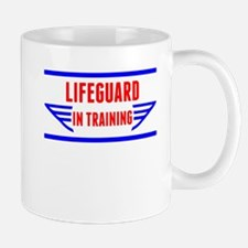 Lifeguard In Training Mugs