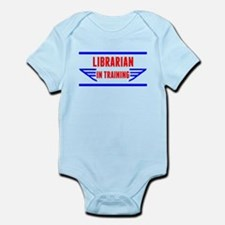 Librarian In Training Body Suit