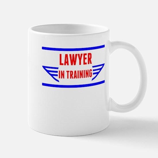 Lawyer In Training Mugs