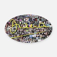 Perfect! Princess Diana Oval Car Magnet