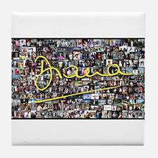 Perfect! Princess Diana Tile Coaster