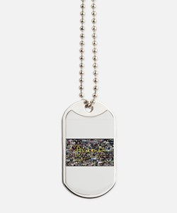 Cool Spencer Dog Tags