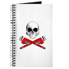 Plumber Skull Journal