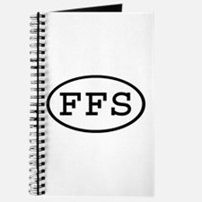 FFS Oval Journal