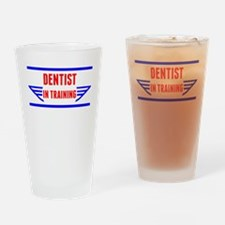 Dentist In Training Drinking Glass