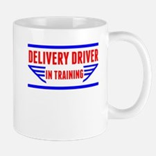 Delivery Driver In Training Mugs