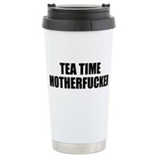 Cute Tea Travel Mug