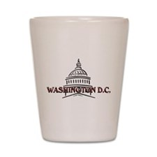 Washington DC Shot Glass