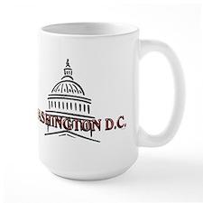 Washington DC: The Capital Mug