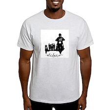 Classic Sidecar Ash Grey T-Shirt