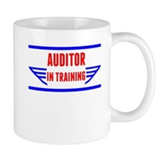 Auditor In Training Mugs