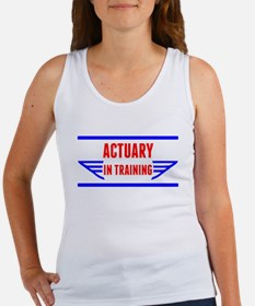 Actuary In Training Tank Top