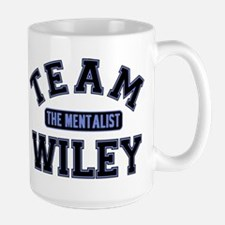 Team Wiley The Mentalist Mugs