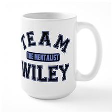 Team Wiley The Mentalist Mugs