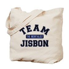 Team Jisbon The Mentalist Tote Bag