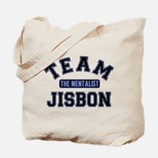 Team Jisbon The Mentalist Tote Bag