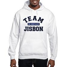 Team Jisbon The Mentalist Hoodie