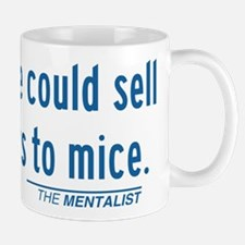 Sell Cats To Mice The Mentalist Mugs