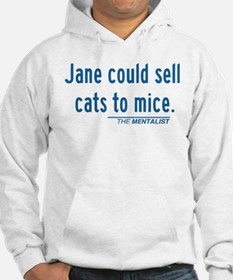 Sell Cats To Mice The Mentalist Hoodie