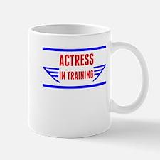 Actress In Training Mugs