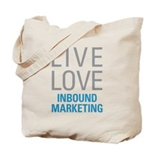 Inbound Marketing Tote Bag