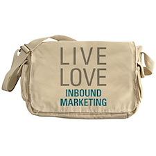 Inbound Marketing Messenger Bag