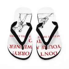 fencing Flip Flops